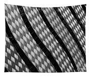 Diamond Fence Tapestry