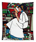 Dig C1909 Tapestry