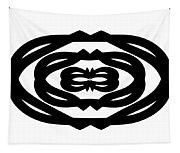 Digital Mono 14 Tapestry