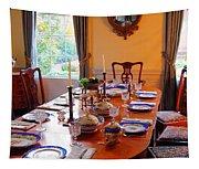 Dinner Table Tapestry