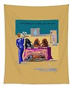 Dinner  Tapestry