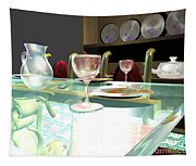 Dinning Table Tapestry