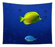 Discus Fish Tapestry