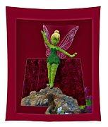 Disney Floral Tinker Bell 01 Tapestry
