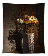 Displaying Mother Nature's Autumn Abundance Of Flowers And Colors Tapestry
