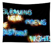 Distant Nights Tapestry