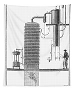 Distillation, 19th Century Tapestry