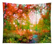 Distortions Of Autumn Tapestry