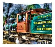 Dixiana Engine 3 Tapestry