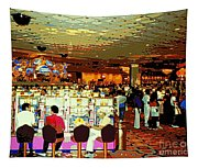 Do You Come Here Often ? Casino Slot Machine Pick Up Lines As You Gamble Your Life Savings Away Tapestry
