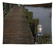 Dock Light Tapestry