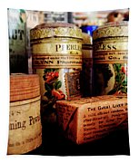 Doctor - Liver Pills In General Store Tapestry