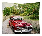 Dodge Country Tapestry