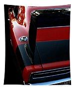 Dodge Daytona Fin Tapestry