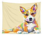 Dog Jerry Tapestry