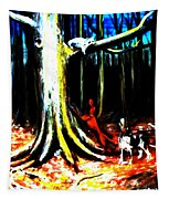 Dogs Tapestry