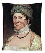 Dolley Payne Todd Madison (1768-1849) Tapestry