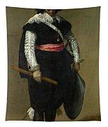 Don Adrian Pulido Pareja Tapestry