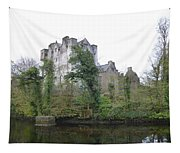 Donegal Castle Ruins Tapestry