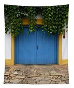 Doors And Windows Minas Gerais State Brazil 11 Tapestry