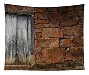 Doors And Windows Minas Gerais State Brazil 3 Tapestry