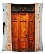 Doors Of Europe Tapestry