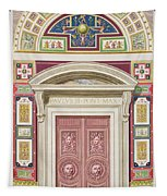 Doorway To The Raphael Loggia Tapestry