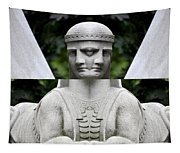 Double Sphinx Tapestry