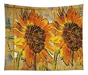 Double Yellowed Tapestry