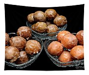 Dough Nut Holes Tapestry