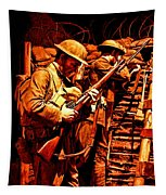 Doughboys  Tapestry