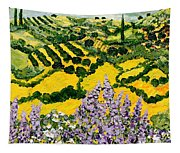 Down The Hill Tapestry
