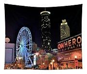 Downtown Atlanta Tapestry