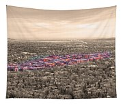 Boulder Colorado  Twenty-five Square Miles Surrounded By Reality Tapestry
