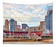 Downtown Cincinnati 9885 Tapestry