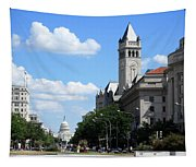 Downtown Washington Tapestry