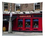 Doyles The Times We Live Inn - Dublin Ireland Tapestry