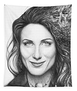Dr. Lisa Cuddy - House Md Tapestry