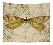 Dragonfly Daydreams-a Tapestry