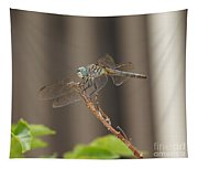 Dragonfly Profile Tapestry