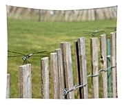 Dragonfly Runway Tapestry