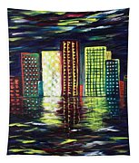 Dream City Tapestry