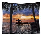 Dream Pier Tapestry