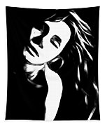 Dreaming Girl Tapestry