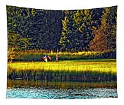 Dreams Can Fly Tapestry