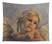 Dreamy Angel Tapestry