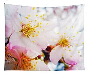 Dreamy Blossom Tapestry