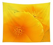 Dreamy Poppies Tapestry