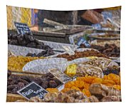 Dried Fruits Tapestry