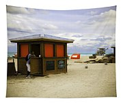 Drink Of The Day - Miami Beach - Florida Tapestry